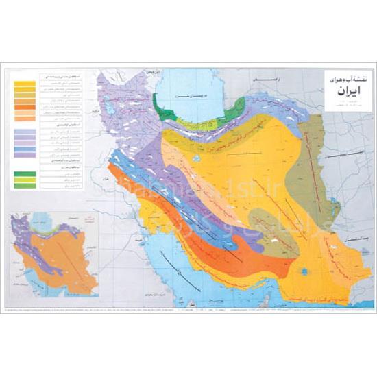 نقشه-آب-و-هوای-ایران-(weather)