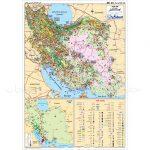 نقشه-اقتصادی-نفت-و-گاز-ایران