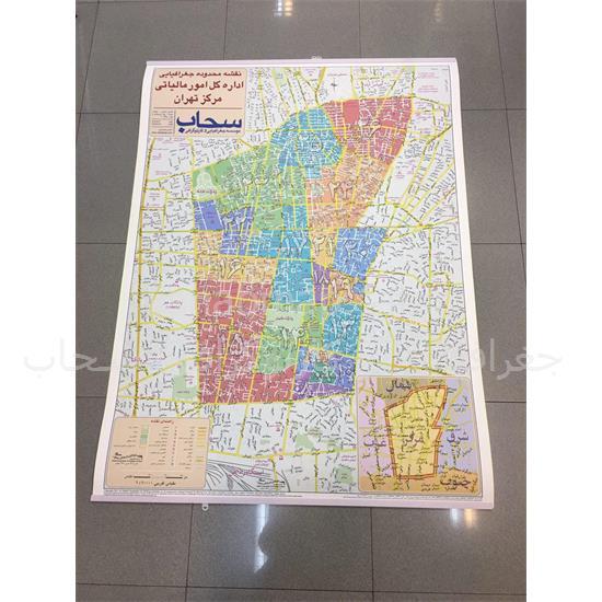 نقشه-امور-مالیاتی-مرکز-تهران—موسسه-سحاب