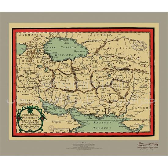 نقشه-امپراتوری-پارتیان-ایران-سال-۱۶۹۸-میلادی۱