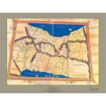 نقشه-ایران-از-اطلس-کلادیوس-بطلموس-۱۵-میلادی