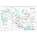 نقشه-ایران-در-زمان-زیاریان-،-بوییان-و-غزنویان-جلد-۱۱