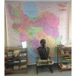نقشه-ایران-سیاسی-۲-متری-شید—تقسیمات-کشوری