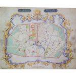 نقشه-تهران-برزین—۱۲۶۸-قمری—موسسه-جغرافیایی-سحاب