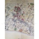 نقشه-تهران-در-دوره-قاجار-(درالخلافه)-۱۲۷۵-هـ-ق–