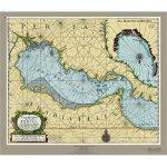 نقشه-جامع-خلیج-پارس-۱۶۹۹-میلادی