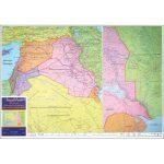 نقشه-جغرافیائی-خاور-نزدیک
