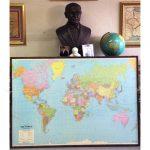 نقشه-سیاسی-جهان-انگلیسی-۱-۲۳-میلیونیم