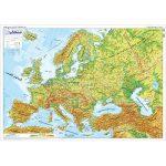 نقشه-طبیعی-قاره-اروپا-۱-متری