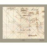 نقشه-کهن-خلیج-فارس-۱۷۶۰-میلادی