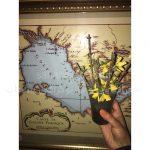 نقشه-کهن-خلیج-فارس-۱۷۶۴-میلادی