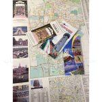 نقشه-توریستی-شهر-تهران-به-زبان-انگلیسی