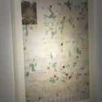 عکس نقشه تهران ۱۳۵۷